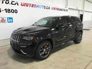 2016 Jeep Grand Cherokee SRT8 navi  cuir laguna brown