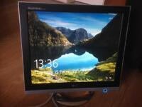 """17"""" LCD Monitor - LG L1720B, VGA Connection"""