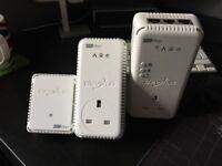 Devolo dLAN 500 (inc. Wireless )