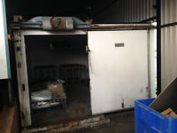 HEMSEC Large Walk in Commerial / Catering Freezer Unit Walk-in Freezer *PRICE INCLUDES REMOVAL*