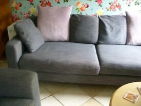 DWELL SOFA AND CHAIR