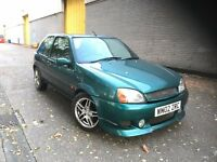 2002 FORD FIESTA 1.2 FREESTYLE PETROL MANUAL 3 DOOR HATCHBACK EXCELLENT DRIVE MODIFIED CHEAP CAR KA