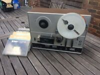Akai 4000D Reel-to-Reel Tape Recorder