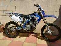 Yzf 450 2009 mint condition verry fast