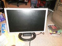 Flat screen 17/19inch monitor