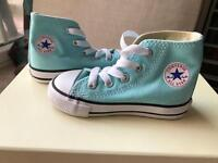 Brand New Infant Size 8 Converse
