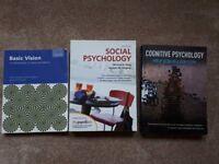 Psychology degree textbooks - FREE
