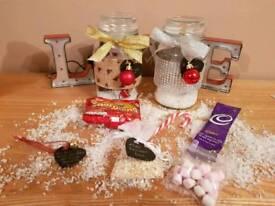 Personalised Christmas Eve Jars