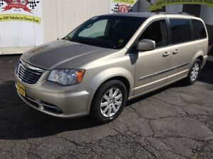 2013 Chrysler Town & Country Touring, Auto, Stow N Go Seating