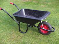 Chillington Metal wheelbarrow 120l