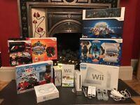Wii Console bundle.