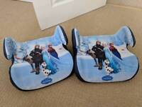 Frozen Booster Seat Ages 4 to 11