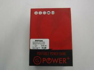 Power Plus Portable Charging bank. 107366 CH710404