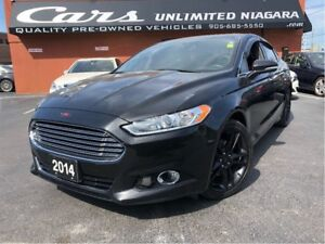 2014 Ford Fusion Titanium | AWD | NAVI | CAMERA | ROOF  | ECO BO