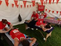 Volunteer Sports Massage therapist required for Team Shelter at the Great North Run!