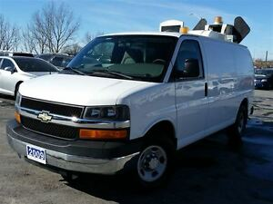 2009 Chevrolet Express 2500 CLIMATE CONTROLLED SPLICING/MOBILE O