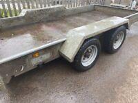 Indespension 6x12 plant trailer.