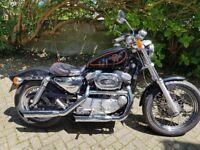 Harley Davidson 1995 custom 1200 Sportster