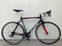 "Fuji Team 105 Alu/Carbon Road Bike NEAR NEW!! (22""/56cm/M/L)"