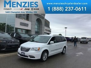 2015 Chrysler Town & Country Touring-L, Bluetooth, Sirius, Clean