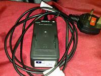 Sony BC-V615 Camera Battery Charger