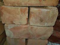 Reclaimed Imperial Bricks 30 pence a brick