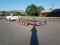 Car transporter trailer 3 Axle 3500KG