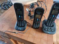 BT landline phones