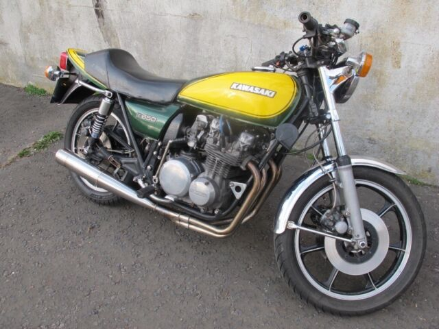 Kawasaki Z650 1979 C2 classic motorcycle  Superb runner, good condition  12  months MOT | in Norwood, London | Gumtree