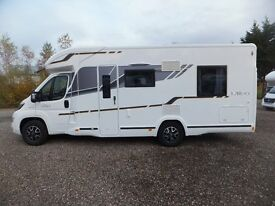 Benimar Mileo 282 Low Profile 2 x Fixed Beds Motorhome for sale NEW FOR 2017 £54,995