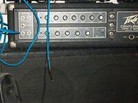 400 watt, 4 input amp