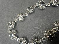 Silver marcasite ladies bracelet Luton airport area