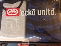 Ecko unltd men 2 pieces sleep set