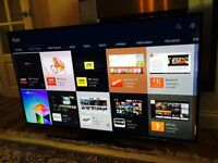 55in Samsung 4k UHD SMART TV -1000hz- wifi - Freeview HD