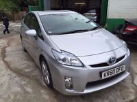 2011 TOYOTA PRIUS VVT-I AUTO HYBRD IDEAL FOR PCO /TAXI, £0 TAX, 31000 GENUINE MILES. FINANCE