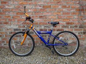 Freestyle Phaser Mountain Bike Kids' - £20