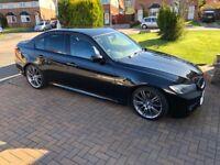 BMW 318d M sport plus