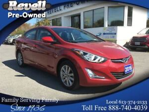 2016 Hyundai Elantra Sport  *1.8 Turbo  Moon  Alloys
