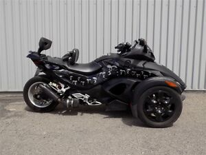 2008 can-am Spyder RS-S SM5 -