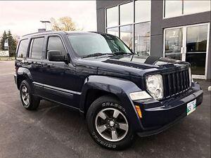 2008 Jeep Liberty Trail Edition