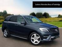 Mercedes-Benz M Class ML250 BLUETEC AMG SPORT (grey) 2013-06-07