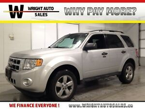 2011 Ford Escape XLT| LEATHER| SUNROOF| SYNC| 104,611KMS