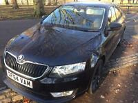 SKODA OCTAVIA BLACK EDITION,15800 MILES,2015,0 TAX
