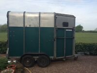 Ifor Williams hb510 horse trailer