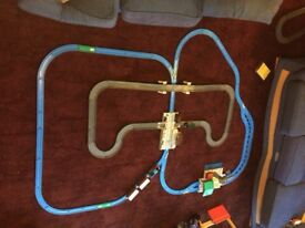 Thomas and friends track master train track