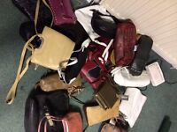 LEATHER HANDBAGS - JOB LOT CLEARANCE WHOLESALE SPECIAL OFFER.