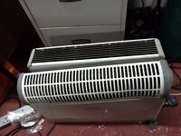 2 x convector heaters