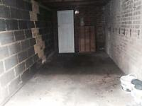 Garage available for storage £80 per month