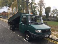 FORD TRANSIT, VOLKSWAGEN CRAFTER OR SIMILAR 3.5 TONE CAGE TIPPER WANTED