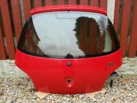 FORD KA MK1 REAR TAILGATE RED PAINT CODE MO